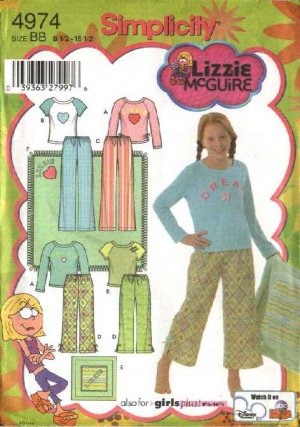 EASY Pattern Making - Plus Size Girls Ages 8-12