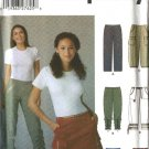 Simplicity Sewing Pattern 5102 Misses Size 4-6-8-10 Cropped Pants  Mini-Skirt