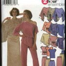 Simplicity Sewing Pattern 5494 Misses Size 4-10 2 Hour Formal  Ensembles Tops Long Skirts Pants