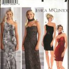Simplicity Sewing Pattern 5728 Junior Size 11/12-15/16 Formal Prom Knit Evening Gown Dress