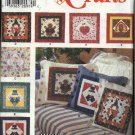 "Simplicity Sewing Pattern 7879 Holiday 16"" Pillows Cushions Christmas Halloween Thanksgiving Easter"