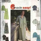 Simplicity Sewing Pattern 7954 Misses Size 6-10 Easy Raised Waist Empire Dress Jacket