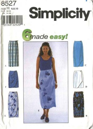 Wrap Around Skirt - Zoozii's