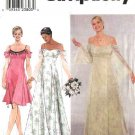 Simplicity Sewing Pattern 9125 Misses Size 6-12 Evening Gowns Formal Prom Long Short Dress
