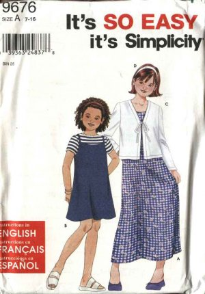 Simplicity.com: Patterns, tools and supplies for all things sewing