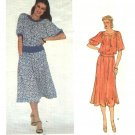 Vogue Sewing Pattern 2179 Misses Size 8 Diane Von Furstenberg American Designer Knit Top Skirt