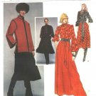 Vogue Sewing Pattern 1558 Misses Size 10 Yves Saint laurent Paris Original Jacket Vest Skirt Blouse