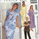 McCall's® Sewing Pattern 3287 Womans Plus Size 18W-24W Wardrobe Skirt Pullover Tops Pants