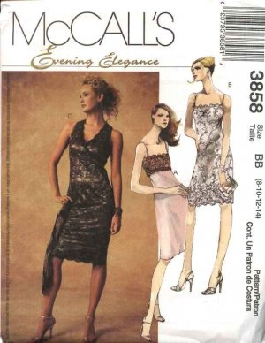 Misses Formal and Designer Patterns - Moonwishes Sewing and Crafts