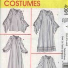 McCall's Costume Sewing Pattern 4091 Misses Size 4-14 Historical Costume Chemise Undergarment