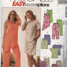 McCall&#39;s Sewing Pattern 4099 Misses Size 12-18 Easy Summer Wardrobe Pullover Tops Capri Pants Shorts