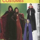 "McCall's Sewing Pattern 4139 Misses Mens Chest Size 31 1/2 - 44"" Lined Unlined Capes Costumes"