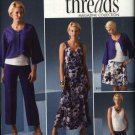 Simplicity Sewing Pattern 2977 Misses Sizes 18-26 Wardrobe Knit Dress Top Skirt Pants Jacket