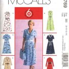 McCall's Sewing Pattern 4769 Misses Size 8-14 Easy Button Front Shirtwaist Dresses