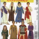 McCall's Sewing Pattern 5905 Girls Boys Size 3-6 Biblical Costumes Christmas Easter Passion Plays