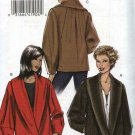 Vogue Sewing Pattern 8431 Misses Size 18-22 Easy Lined Long Sleeve Winter Fall Jacket