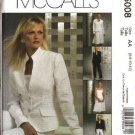 McCall's Sewing Pattern 5008 Misses Size 6-12 Wardrobe Lined Jacket Skirt Pants Top Suit