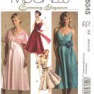 McCall's Sewing Pattern 5045 Misses Size 6-12 Formal Evening Prom Bolero Shrug Sleeveless Dress