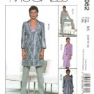 McCall&#39;s Sewing Pattern 5062 Misses Size 14-20 Wardrobe Lined Jacket Camisole Top Skirt Pants