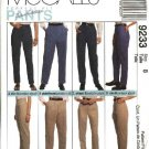 McCall's Sewing Pattern 9233 Misses Size 12 Palmer Pletsch Perfect Fit Pants Trousers Jeans