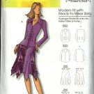 Butterick Sewing Pattern 0452 5106 Misses Size 3-16 Button Front Long Sleeve Blouse Seamed Skirt
