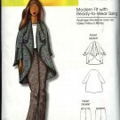 Butterick Sewing Pattern 0454 5108 Misses Size 3-16 Easy Cocoon Jacket Pants