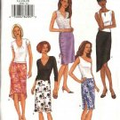 Butterick Sewing Pattern 3392 Misses Size 6-8-10 Easy Straight Skirts Hemline Variations