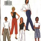 Butterick Sewing Pattern 3396 B3396 Misses Size 20-24 Easy Classic Bermuda Shorts Cropped Pants
