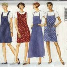 Butterick Sewing Pattern 3879 Misses Size 6-8-10-12 Easy Classic Long Short A-Line Jumpers Knit Top