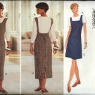Butterick Sewing Pattern 3900 Misses Size 6-8-10-12 Easy Straight A-Line Jumper Knit Top