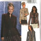 Butterick Sewing Pattern 4028 Misses Size 12-14-16 Easy Fitted Lined Jacket