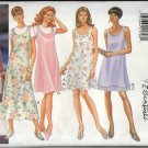 Butterick Sewing Pattern 4049 Misses Size 6-8-10-12 Easy Sleeveless Summer Dress Jumper Knit Top
