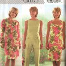 Butterick Sewing Pattern 4068 Misses Size 6-8-10 Wardrobe Jacket Sleeveless Dress Top Pants
