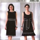 Butterick Sewing Pattern 4186 Misses Size 8-10-12 Chetta B Sleeveless Straight Dresses