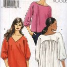 Vogue Sewing Pattern 8514 Misses Sizes 8-16 Easy Pullover Knit Tops Tunics