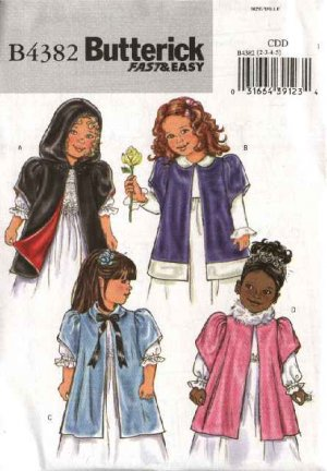 BUTTERICK PATTERNS GIRLS « Free Patterns