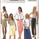 Butterick Sewing Pattern 4399 Misses Size 8-10-12-14 Easy Classic Fitted Straight Skirts