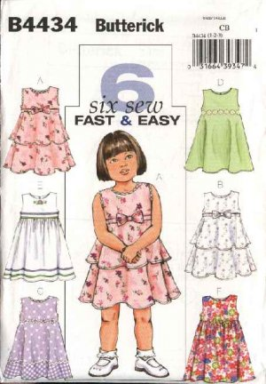 Butterick 4246 - Vintage Sewing Patterns