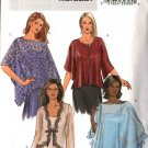 Butterick Sewing Pattern 4459 Misses Size 16-22 Easy Evening Formal Shrug Bolero Poncho