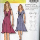 Butterick Sewing Pattern 5193 Misses Sizes 3-16 Easy  Sleeveless Short Sleeve Flared Dress