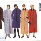 Butterick Sewing Pattern 5703 Misses Size 8-10-12 Easy Lined Raglan Sleeve Long Short Coats