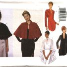 Butterick Sewing Pattern 5843 Misses Size 20-24 Easy Formal Classic Cape Jacket Shrug Bolero CoverUp