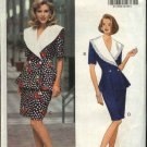 Butterick Sewing Pattern 5899 Misses Size 18-20-22 Easy Button Front Top Straight Skirt