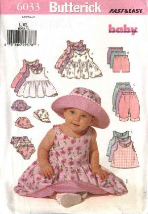 Burda Baby clothes patterns - sewing patterns and pattern