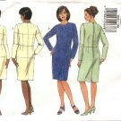 Butterick Sewing Pattern 6092 B6092 Womans Plus Size 16W Fitting Shell Straight Dress