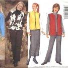 Butterick Sewing Pattern 6779 Womans Plus Size 16W-20W Easy Wardrobe Jacket Vest Skirt Pants