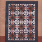 "Ambrosia Quilt Pattern #80024 Design by Doreen Speckmann 75"" x 96"" Patchwork Quilting"