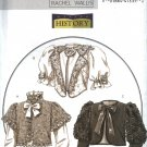 Butterick Sewing Pattern 4952 Misses Size 6-8-10-12 Historical Victorian short Long Sleeve Jacket