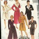 McCall's Sewing Pattern 5680 Misses Size 12 Easy Basic Two-Piece Dress Suit Split-Skirt Skirt Top