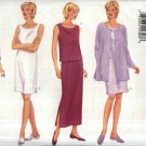Butterick Sewing Pattern 6005 Misses Size 8-12 Easy Classic Wardrobe Dress Top Skirt Jacket